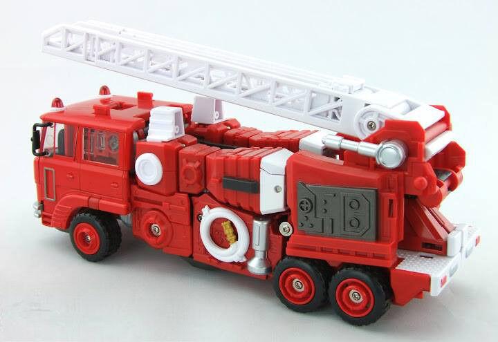 Transformers Masterpiece Masterpiece Masterpiece Maketoys MTRM-03 HELLFIRE aka MP Inferno MISB e75728