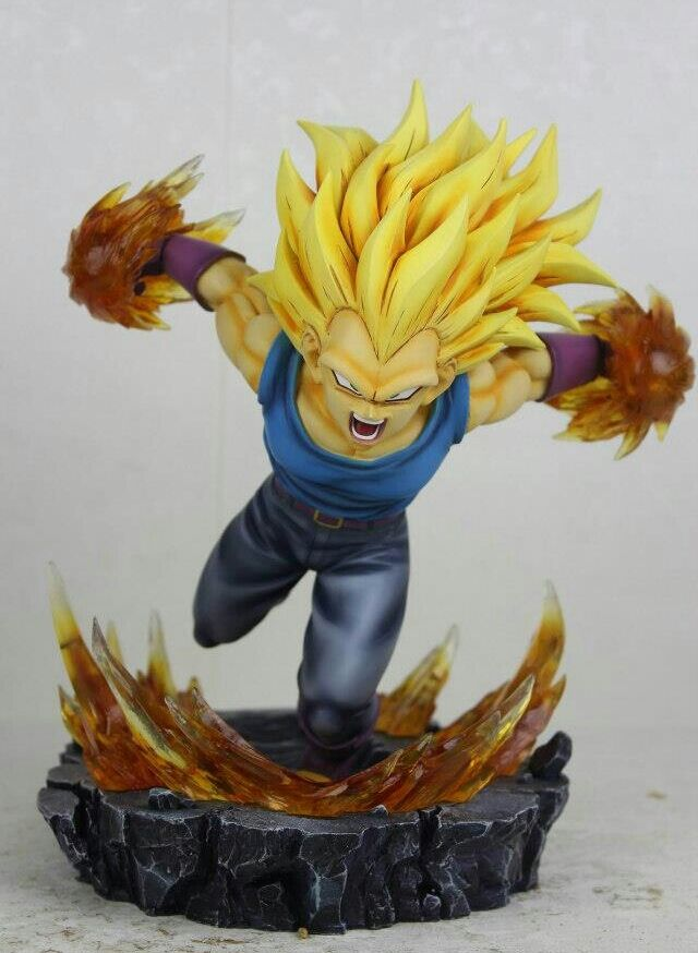 DragonBall AF Super Saiya-jin 3 Vegeta Resin Statue