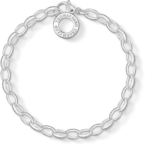 92 THOMAS SABO Schmuck Silberarmband für Charms X0031-001-12 aus Sterlingsilber
