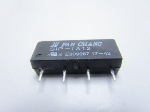 Mini relè reed a stato solido SIP-1A12 pan chang 13-32 normalmente aperto 4 PIN