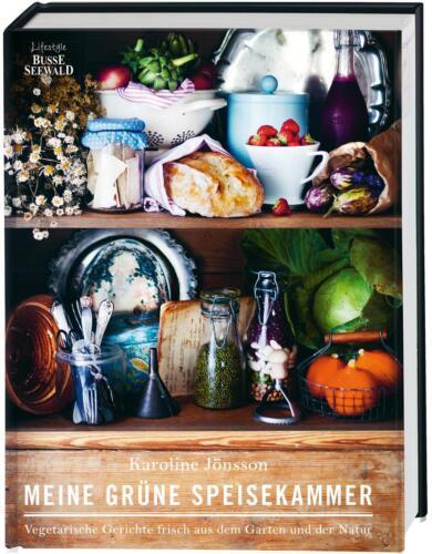 1 von 1 - Meine grüne Speisekammer von Karoline Jönsson (2015, Gebundene Ausgabe)