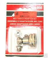 Tractor Tire Air / Water Adapter Assembly For Adding Water To Tires T5791c
