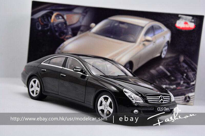 Kyosho 1 18 Mercedes-Benz CLS Noir