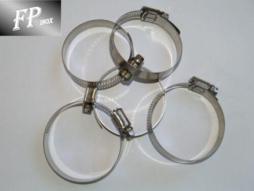 Collier de Serrage Vis inox 18//8 Taille 18x27mm Lot de 5