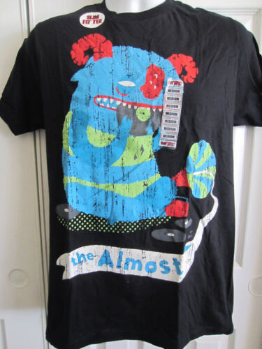The Almost Band Bear T-Shirt Hot Topic