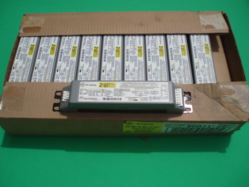 Lot of 10 GE Lighting Ballasts G2-iN-T8-GP-D-277 for T8 lamps