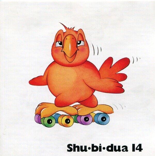SHU-BI-DUA: SHU-BI-DUA 14, rock