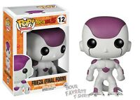 Dragonball Z Final Form Frieza Dbz Funko Animation Pop Licensed Vinyl Figure on sale