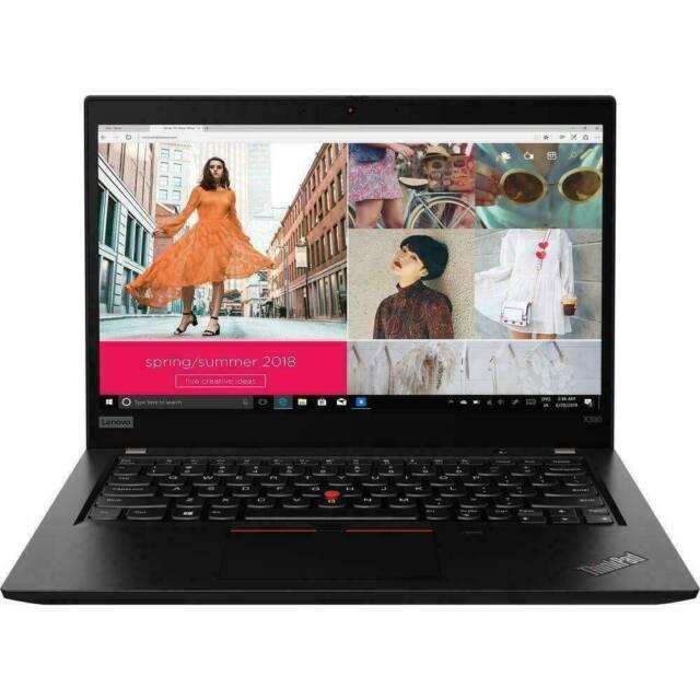"Lenovo Thinkpad X390 13.3"" FHD Intel Core i5 8365U 128GB 16GB Win 10"