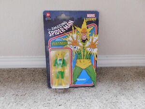 New Hasbro Marvel Legends The Amazing Spider-Man Marvel's Electro action figure