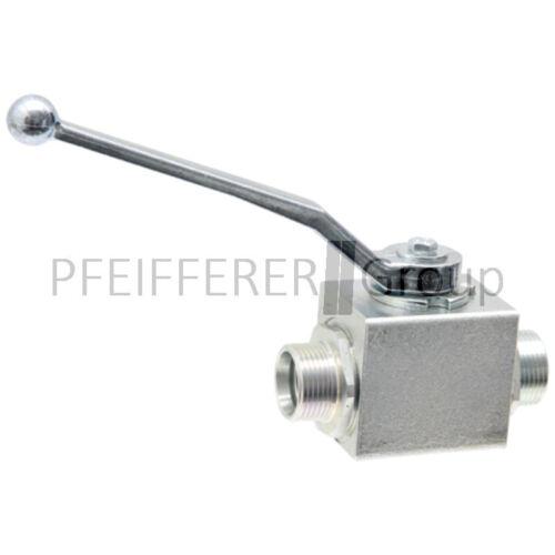 Hydraulik Kugelhahn BKH 2-22L M30x2