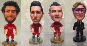 Salah-Firmino-Shaqiri-Klopp-Toys-Figure-Doll-Soccer-Player-football-LFC