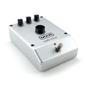 mxr m222 talk box pedal for keyboard guitars and more ebay. Black Bedroom Furniture Sets. Home Design Ideas