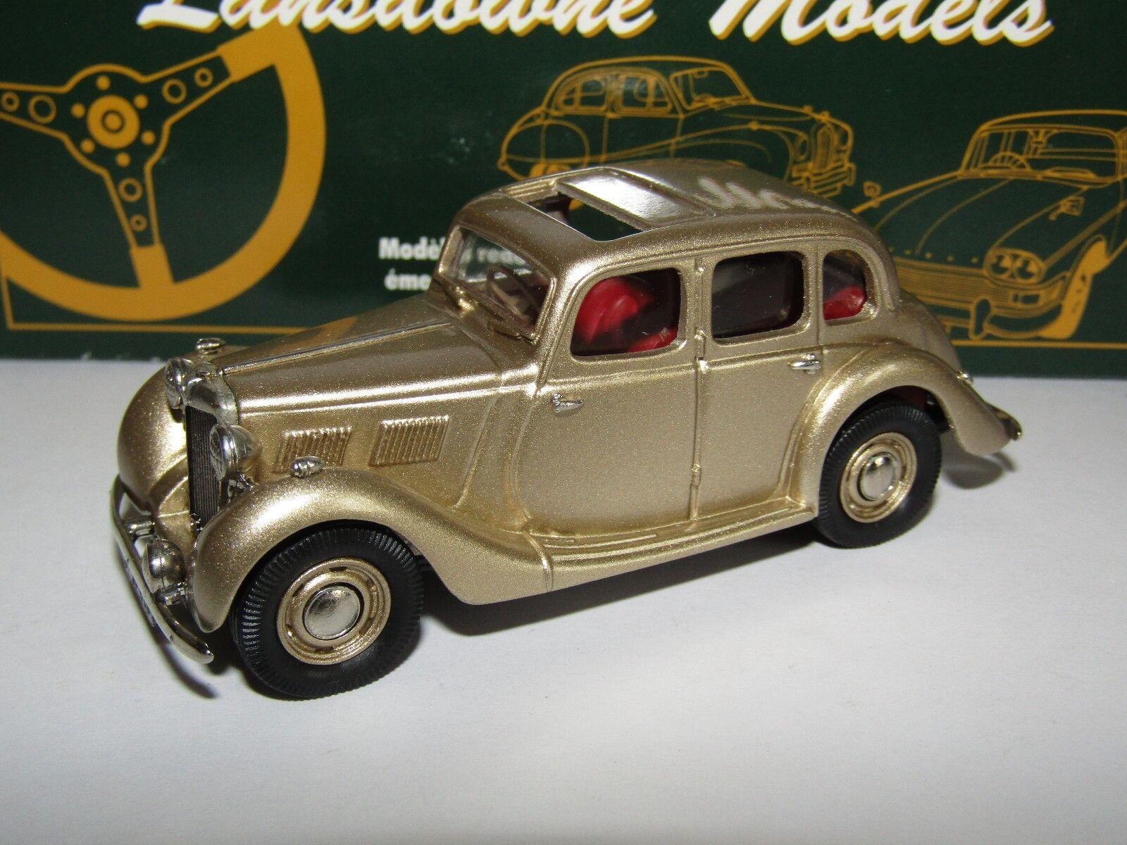 Lansdowne Models 1947 MG Saloon type YA or 1 43 LDM28