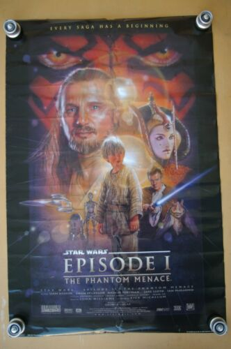 STAR WARS SAGA POSTERS OLD COLLECTION at LOW COST