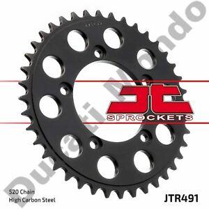 Rear-sprocket-38-tooth-JT-steel-Ducati-750-Paso-Sport-86-90-NEW-JTR491-38