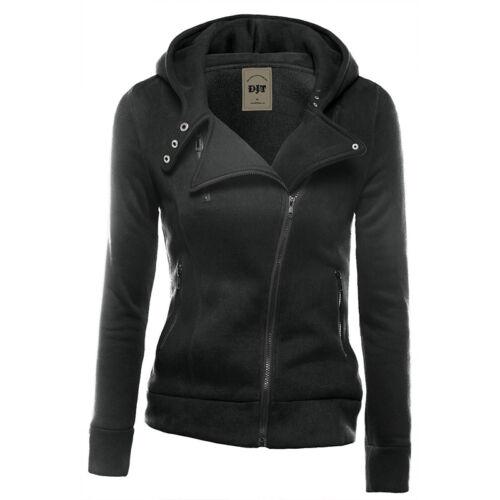 Damen Kapuzenpullover Sweatshirt Langarm Hoodie Wintermantel Jacke Mantel Coat