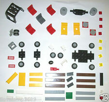 LEGO Cargo terminal 60022 SPARE 64450 Roll Cage 47720 2441 4870 4079 60212 87079