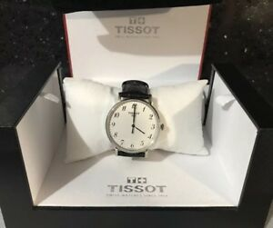 Tissot-Everytime-Gents-Watch-Original-box-amp-books-Perfect-condition