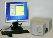 Agilent Hp 8453 Uv Vis Spectrophotometer G1103a With Single Cell Holder
