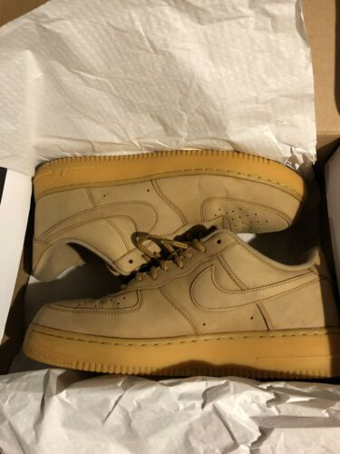 Wb Marrone US Nike Taglia di 5eac5d28c1f1511d513db14f24eb56870 lino Air chiaro 9 Force '07 uomo 1 LinoGomma kZuPXiO