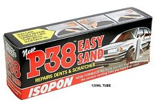 U POL DAVIDS  ISOPON P38 SUPER EASY SANDING LIGHTWEIGHT CAR  BODY FILLER  120ml
