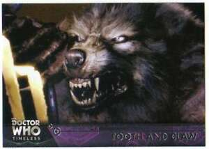 2016-Topps-Doctor-Who-Timeless-Trading-Card-47-Tooth-and-Claw
