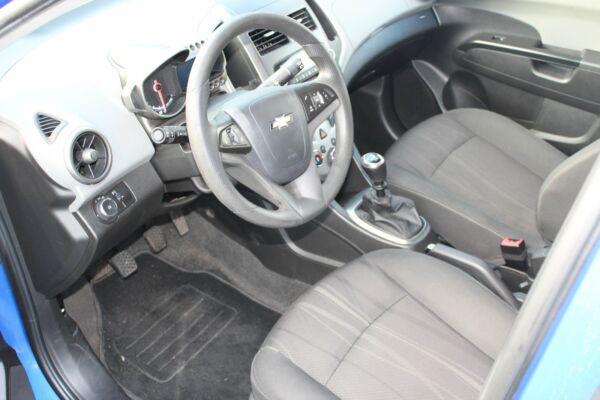 Chevrolet Aveo 1,2 LT ECO - billede 2