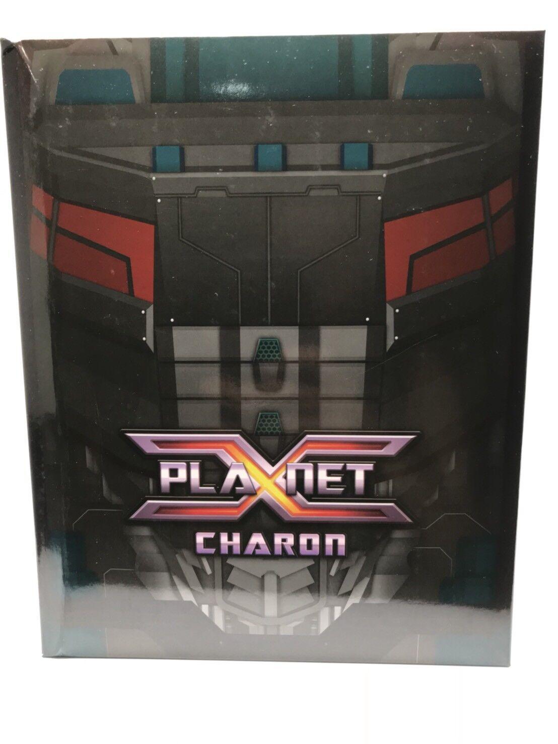 MISB Transformers Planet X PX-16 Optimus Prime OP Action Figure Game PX16