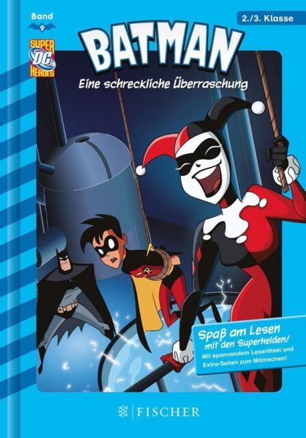 Batman - Eine schreckliche Überraschung  -  UNGELESEN