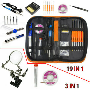 Soldering-Iron-Kit-Electric-Welding-Tool-Temperature-Gun-Set-Solder-Station-60W