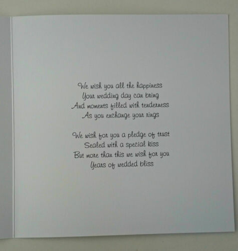 Personalised Royal Blue Wedding Day Card Sister /& Brother In Law LGBT Same Sex