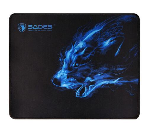 Premium 300*250*3 MM Anti Slip Mice Pad Mat Mouse Pad For Laptop Computer PC Lot
