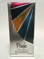 Mackie By Bob Mackie Men Cologne Spray 1.0 Oz 30 Ml In Box Rare Fragrance