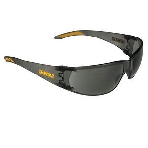 9e87c1fcab DEWALT ROTEX Smoke Lens Safety Glasses - USA BRAND