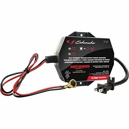 Schumacher SC1300 Fully Automatic Onboard Battery Charg