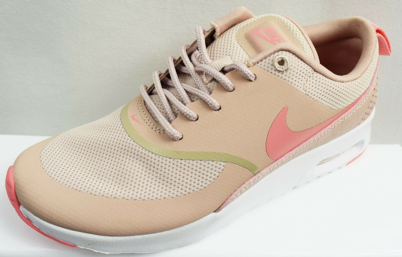 NIKE AIR MAX THEA LADIES TRAINERS BRAND NEW SIZE3 (GF19) - S