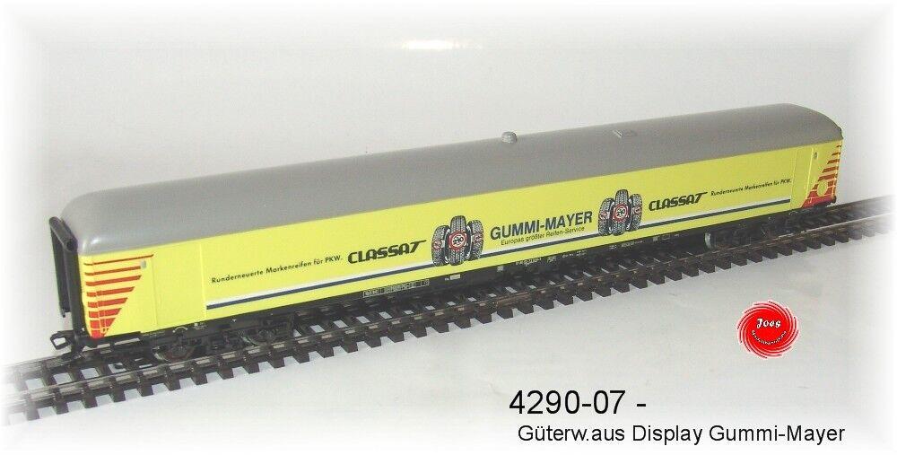 4290-7 MÄRKLIN - Venture Fair Closed 4-achsig   gummi-mayer   DB (3102)