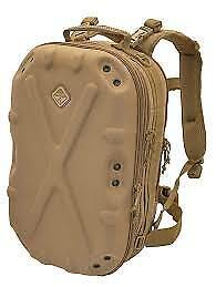 Hazard 4 Progressive Tactical Gear Pillbox Optics Shell Pack Backpack Coyote