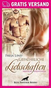 GefaEhrliche Liebschaften | Erotischer Roman von Freja Lind | blue panther books