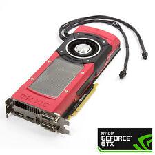 Apple MAC PRO NVIDIA gtx780 3gb scheda video grafica DVI CUDA 2008 - 2012 4k Rosso