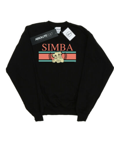 Felpa Simba Uomo Lion King The Disney Stripes 1YwBqHgxcx