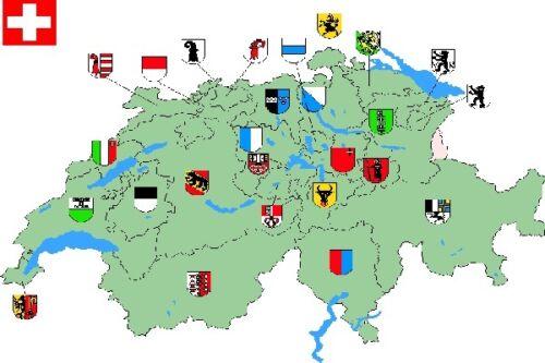20 x 30 aus robusten Schiffsflaggenstoff Portofrei Kantonsflagge Aargau
