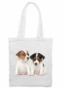 Jack-Russell-Puppies-Cotton-Shoulder-Bag-Russells-Gift-Present