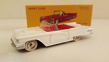 Dinky Toys Atlas - Ford Thunderbird Cabriolet blanche