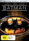 Batman (DVD, 2005, 2-Disc Set, Two Disk Special Edition)