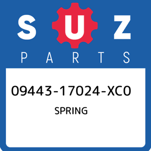09443-17024-XC0-Suzuki-Spring-0944317024XC0-New-Genuine-OEM-Part