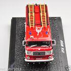 Atlas 1/72 Scale IFA W50 Vehicle Fire Truck Model Alloy Diecast Car Toys