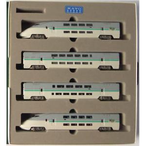 Kato 10-340 Max E1 Series Bullet Train 4 Cars Basic Set - N