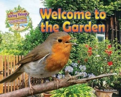 Welcome to the Garden by Owen, Ruth (Paperback book, 2015)